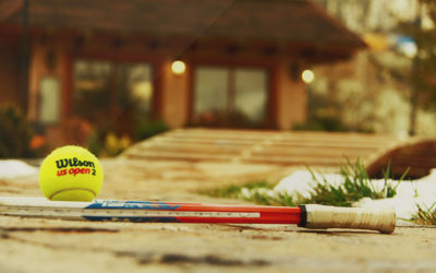 Create a tennis club website in 15 minutes – Step-by-step-guide
