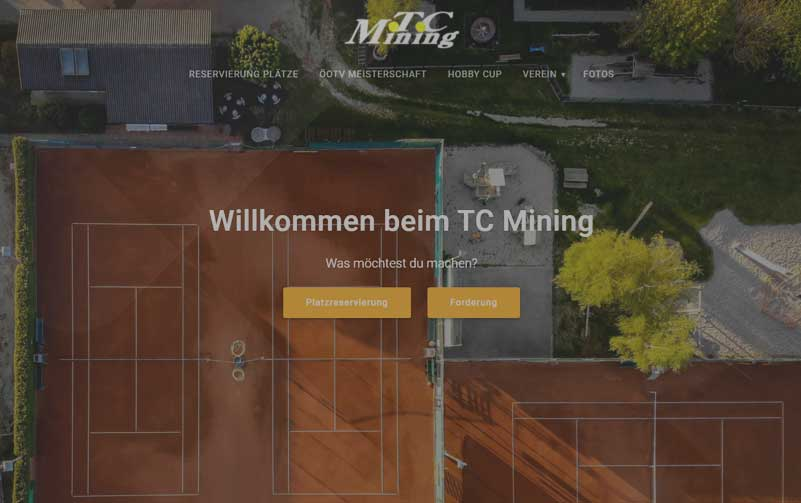 7 Reasons Why WordPress is GREAT to create a Tennis Club Site!